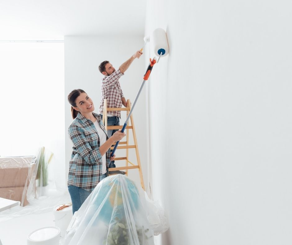 Factors to Consider while Painting your House