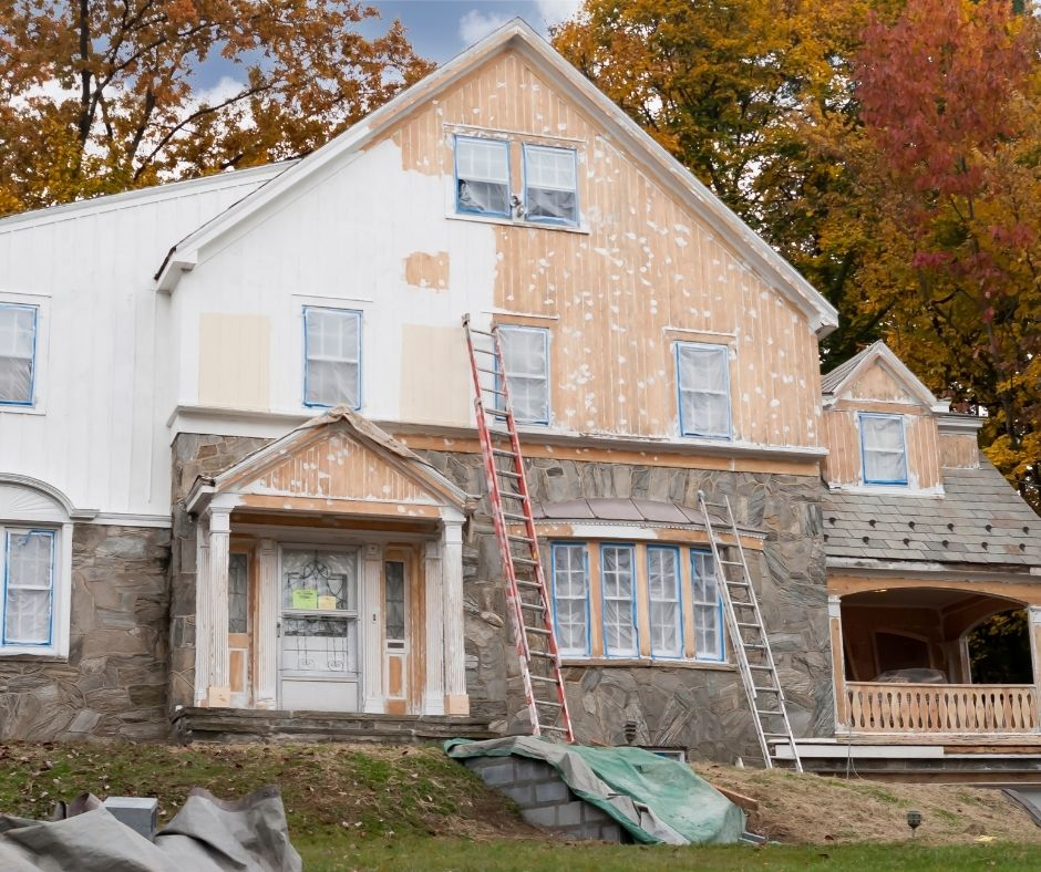 Tips about getting the exterior of your home painted